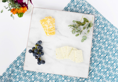 DIY marble serving board | Farm Fresh Therapy for The Nest.jpg