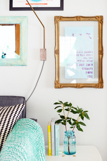 DIY floating frame | Farm Fresh Therapy.jpg